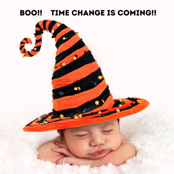 Sparta Mom Launches Baby and Child Sleep Consulting Firm Just In Time for the 'Scary' Halloween Fall Back Time Change