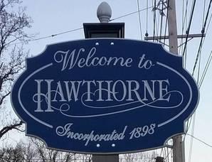 Carousel image 76cfab63205f05b97511 borough of hawthorne sign