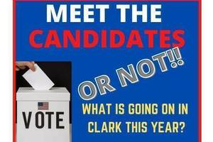 Clark Board of Education Candidates Decline Invitation to Attend Open Forum