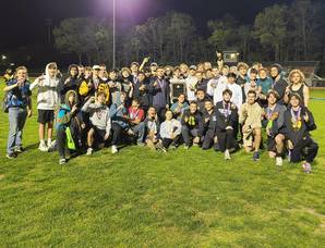 Southern Boys Track Capture 2021 Ocean County Relays Championships, Barnegat Comes in Seventh