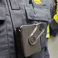 Body Worn Cameras to Begin in April for Randolph Police Officers