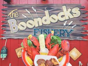Red Bank Boondocks Fishery Opens at Marine Park