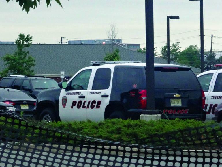 Bridgewater Police Car