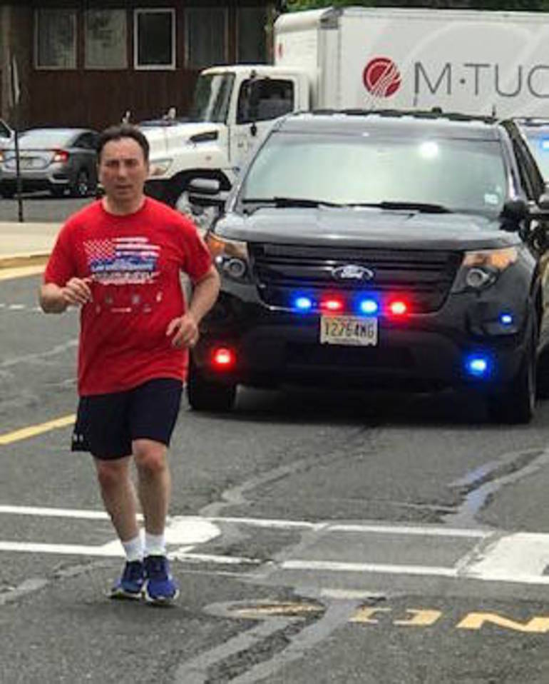 EBPD Brings The Special Olympics Torch Home