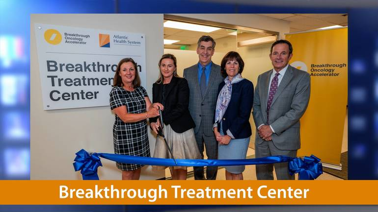 The Breakthrough Treatment Center - Leading the Fight Against Cancer: AtlantiCast Episode 30