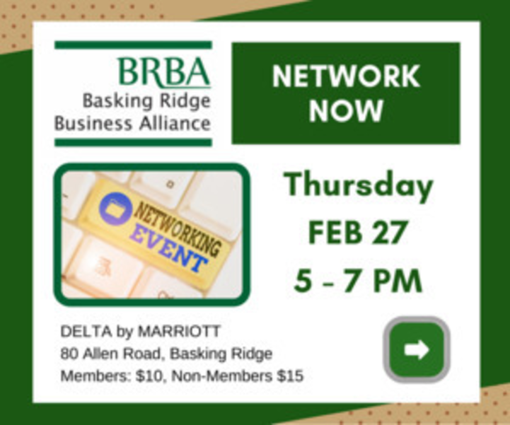 BRBA Networking Event