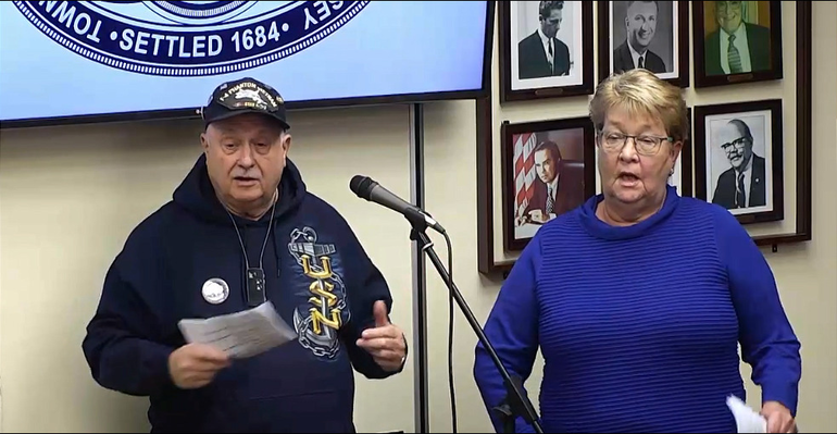 Len Brzozowski and his wife, Janice, are residents of Henry Street in Scotch Plains.
