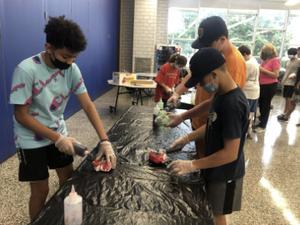 Kenilworth Students get 'Back 2 Basics' During Summer Enrichment Program
