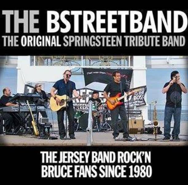 The B-Street Band and the Nerds Lead Wednesday's LBI and Stafford Entertainment Lineup
