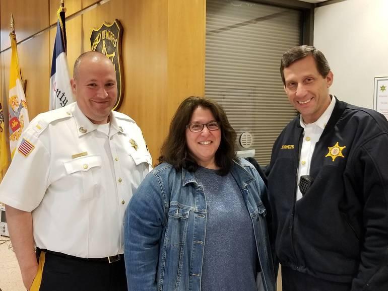 Bureau of Corrections Lt. Sean Lomax and Lt. Michael Schweizer.jpg