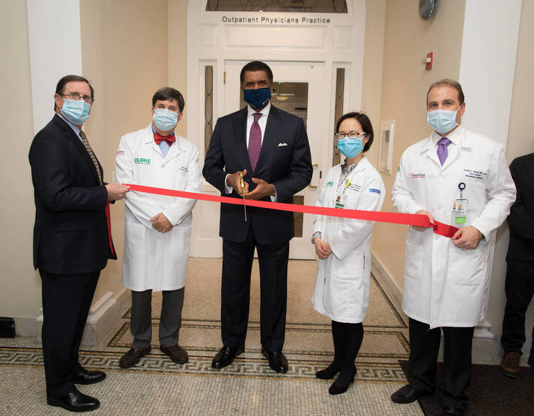 Burke Rehabilitation Hospital and Montefiore Department of Rehabilitation Medicine Unveil Outpatient Physician Practice