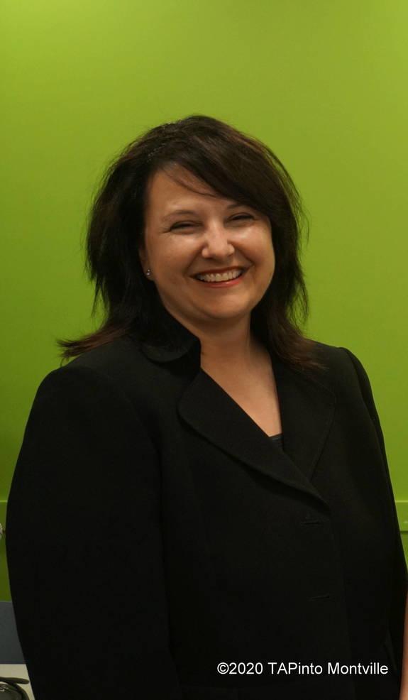 Business Administrator Katine Slunt - file photo ©2020 TAPinto Montville.JPG