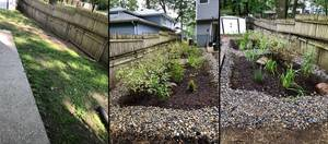 Roxbury, Lake Hopatcong, rain gardens