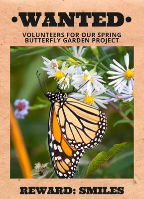 Rotary Club of the Plainfields Seeking Volunteers to Build Butterfly Garden