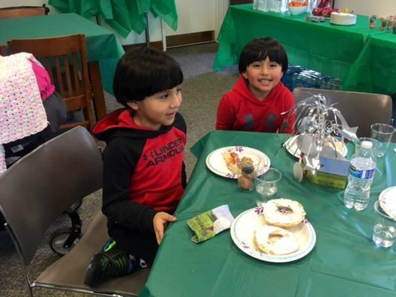 A day out at the Bernardsville Public Library