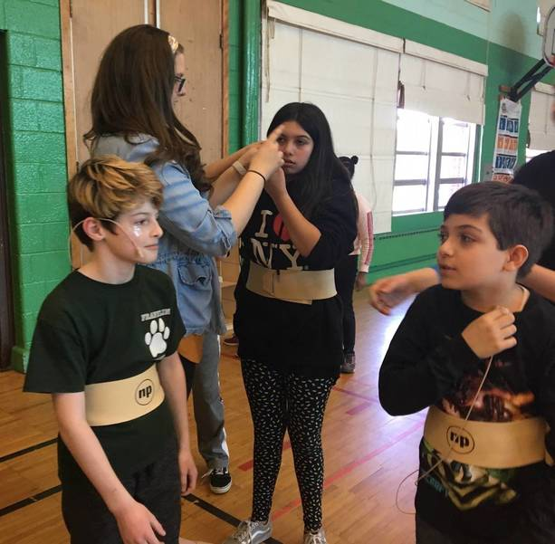 """Grant Drama Club Wraps for the Year, Celebrating the Success of their Spring Production, """"Bye Bye Birdie"""""""