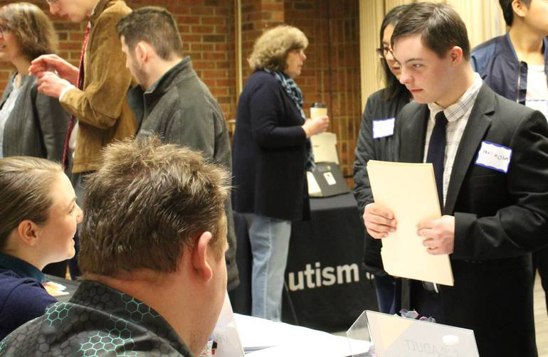 Hundreds of Special Needs Teens, Adults Connect at SCLSNJ's Volunteer and Job Fair
