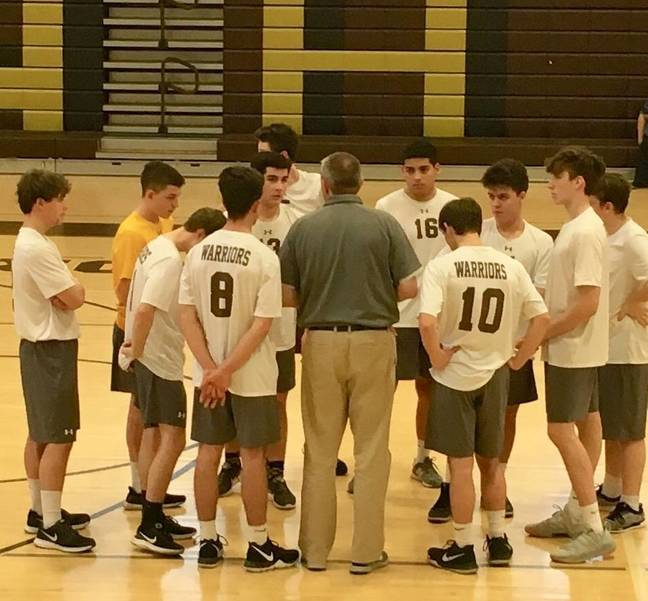WHRHS Boys Volleyball: Watchung Hills Defeats Perth Amboy, Improves to 3-2