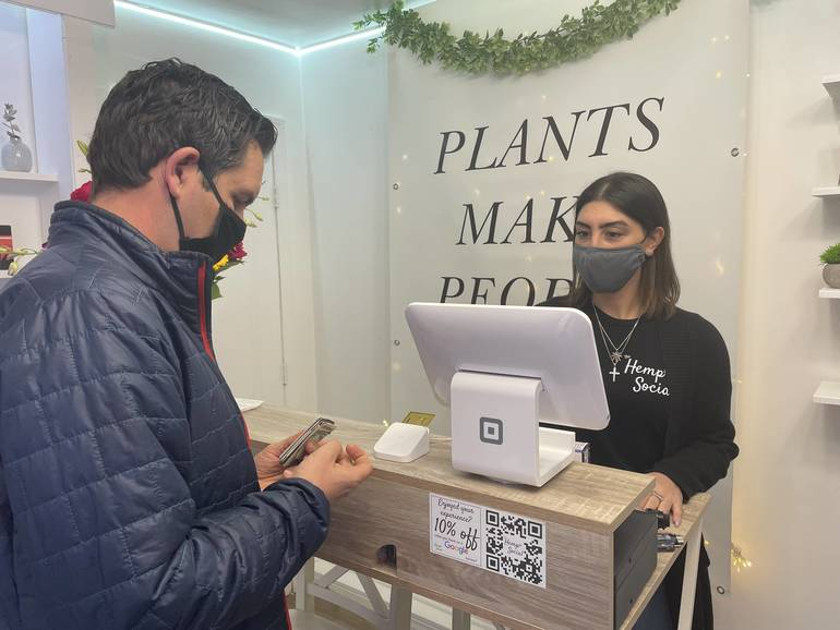 Jersey City Couple Brings Healing Power of Hemp to Downtown