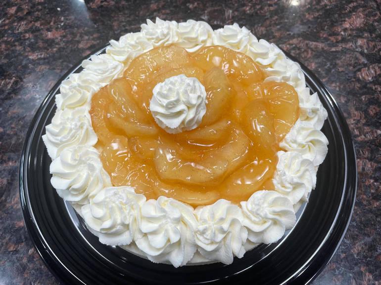 Cooking in Kenilworth Recipe of the Week: No Bake Apple Pie Cinnamon Cheesecake