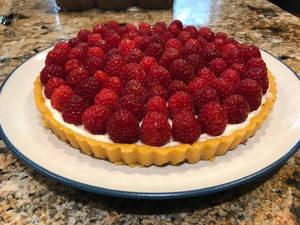 Cooking in Kenilworth Recipe of the Week: Easy No Bake Lemon Girl Scout Cookie Tart