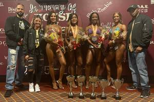 Paterson's Sync Fitness Helping Athletes Be Best Selves Through Bodybuilding