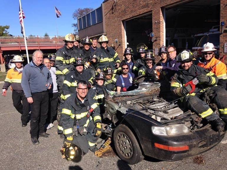 Caldwell Volunteer Fire Departments Commemorates 120-Year Anniversary