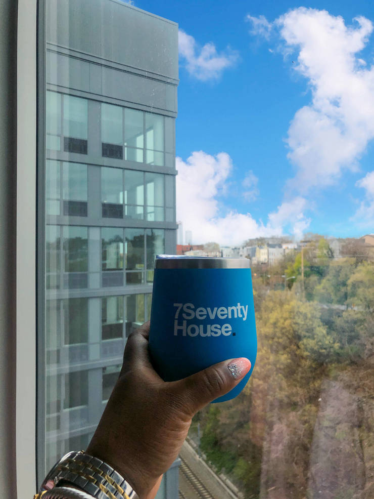 Hoboken Resident Elevates to Luxury Living at 7 Seventy House