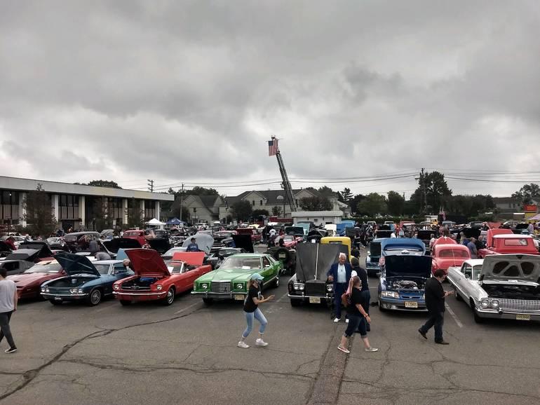 Totowa Board of Recreation Car Show