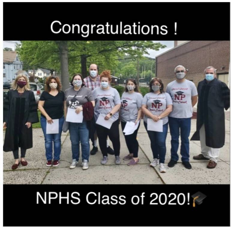 Pomp Begins for North Plainfield HS Class of 2020 with Lawn Sign Delivery CAEB71FF-BD4A-4FC6-98A7-AF08D38418A7.jpeg