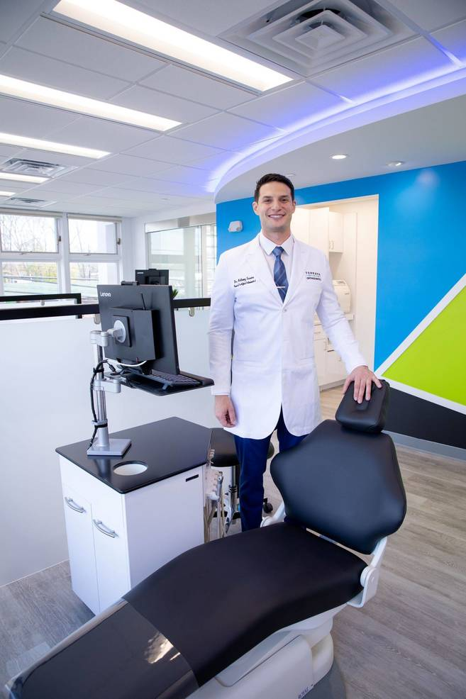 Terrana Orthodontics Opens in New Providence; Celebrates with Ribbon Cutting