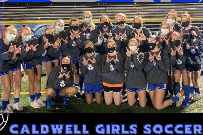 Caldwell Girls Soccer Completes Tournament Run with Championship