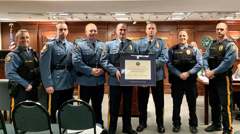 Warren Police Department Receives Second Re-Accreditation from State Chiefs Organization CA178345-20A7-44C5-8307-E89B7D4FB01A.jpeg