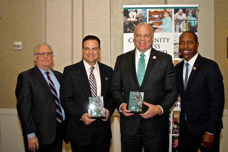 Community Access Unlimited Award Honorees