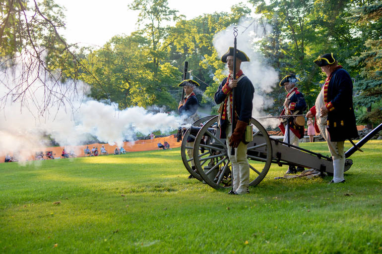 Cannon firing during the Independence Day Concert.JPG