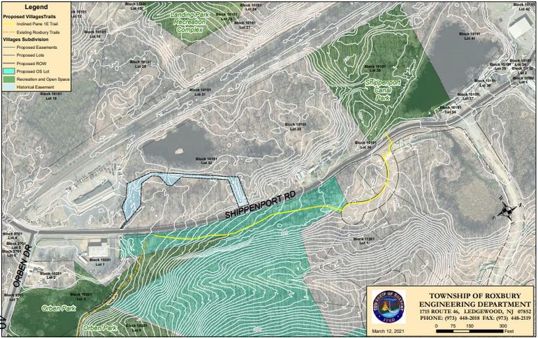 Roxbury Earmarks $15K for Morris Canal Site Preservation Planning
