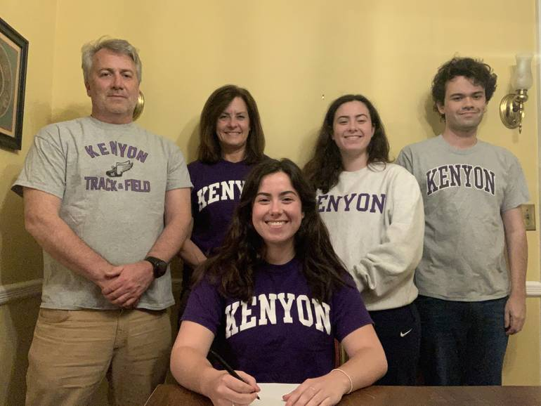 Cat Madden, Track and Field, Division III, Kenyon College.JPG