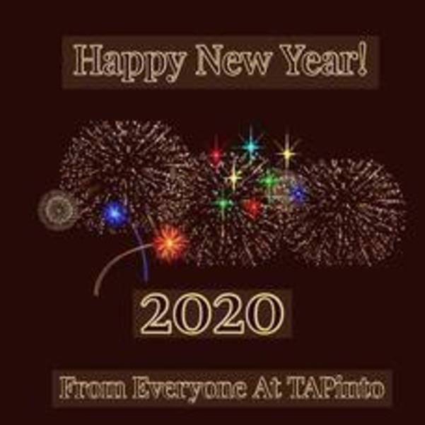 Happy New Year from all of us at TAPinto!