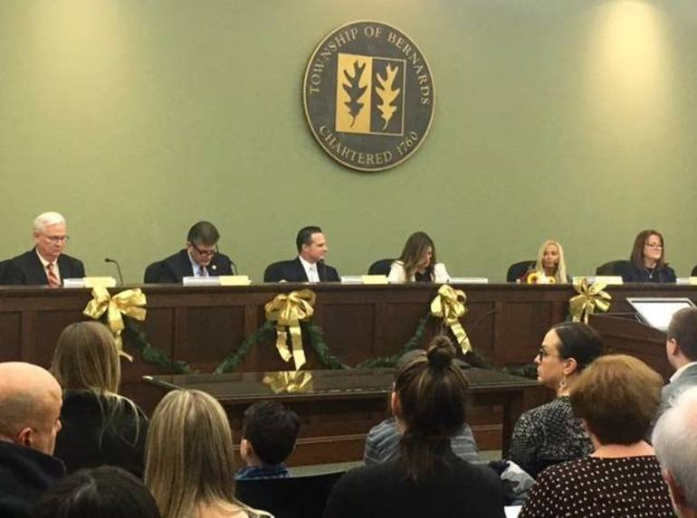 Bianchi steps down from the Township Committee