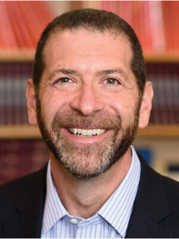 Cantor Matt Axelrod of Congregation Beth Israel in Scotch Plains
