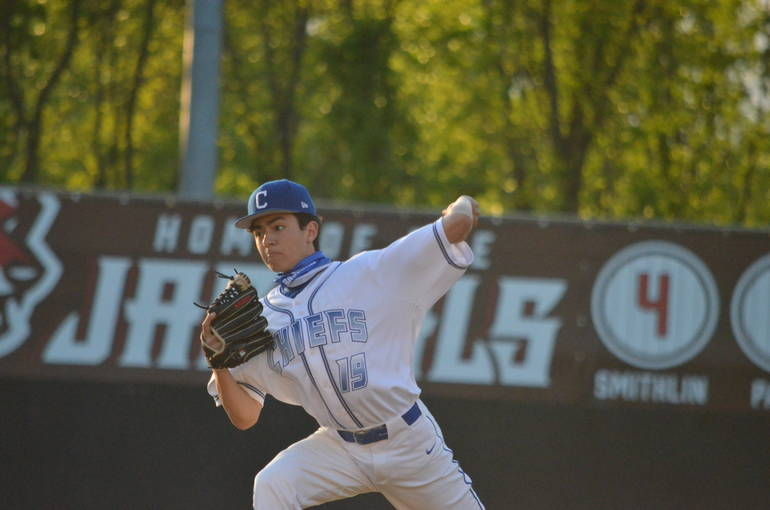 Baseball: Sarrel Inside-the-Park HR Gives Caldwell 4-2 Win Over West Essex