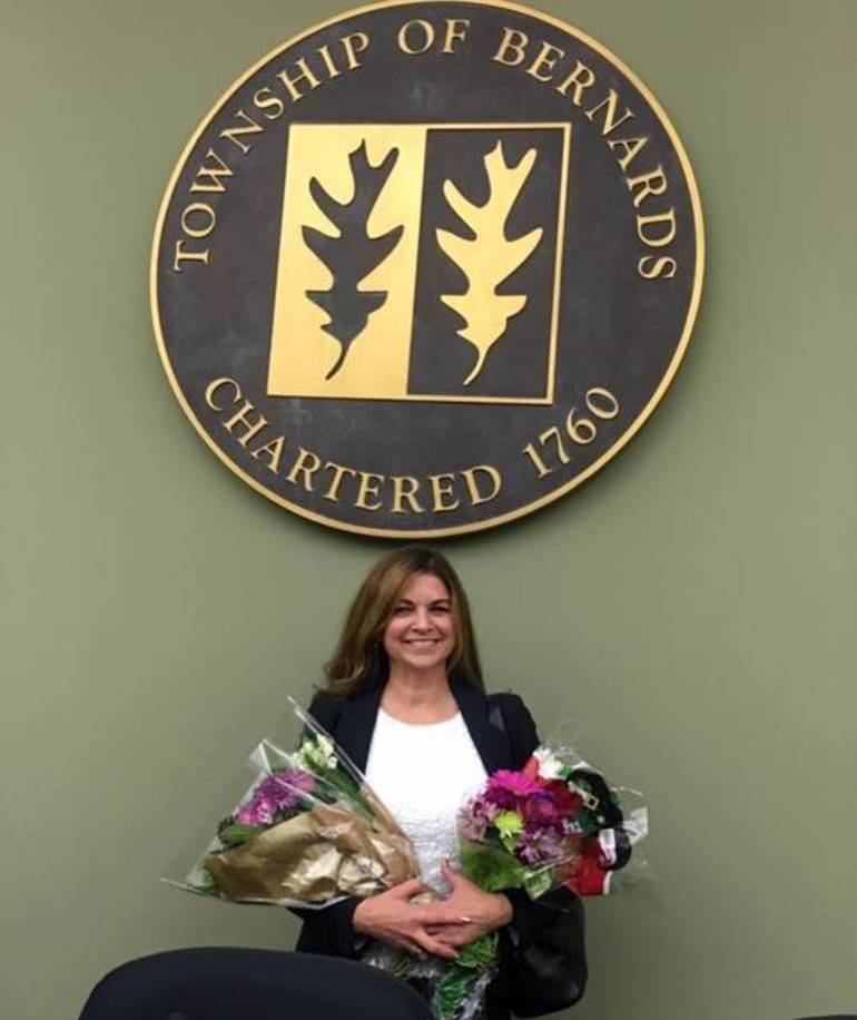 Carol Bianchi receives farewells