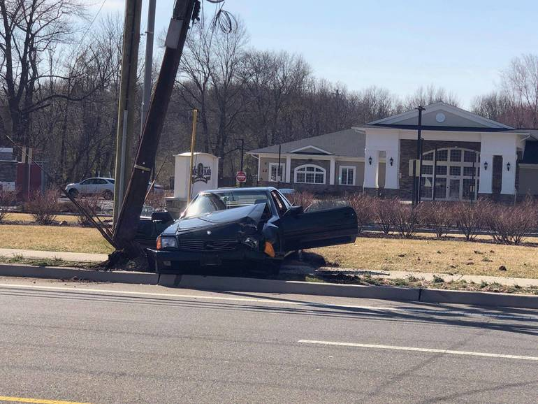 Car Accident on Changebridge Takes Out Power to Many Pine ...