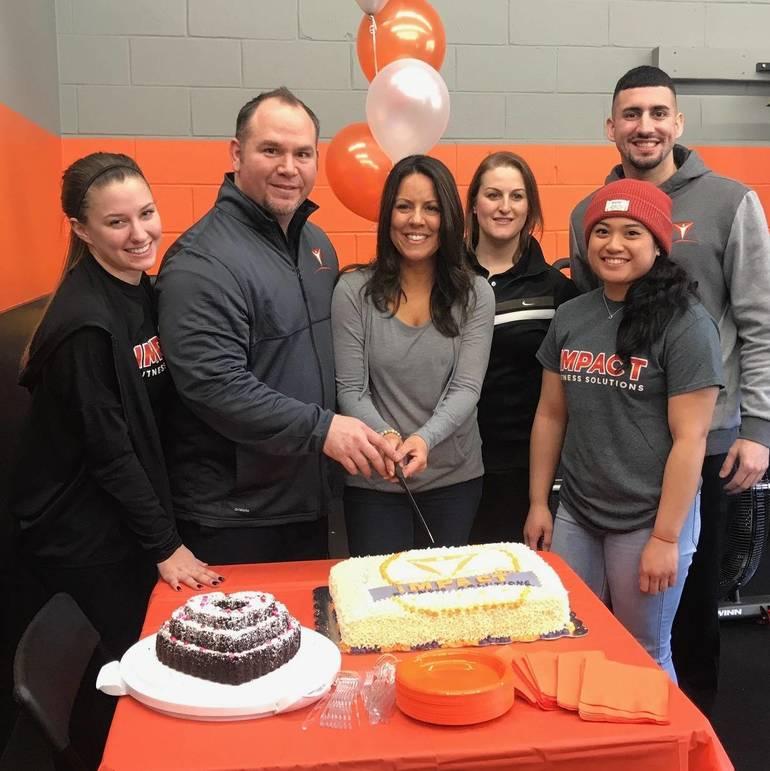 Cake Anna Puglise, Orley Lago, Michelle Lago, Christina Cohen, Sarah Francisco, Eric Hernandez.JPG