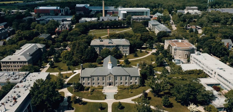 Five URI Students from Montville Named to the Fall 2020 Dean's List