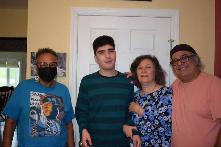 Family Caregivers Show Unwavering Strength While Weathering COVID-19