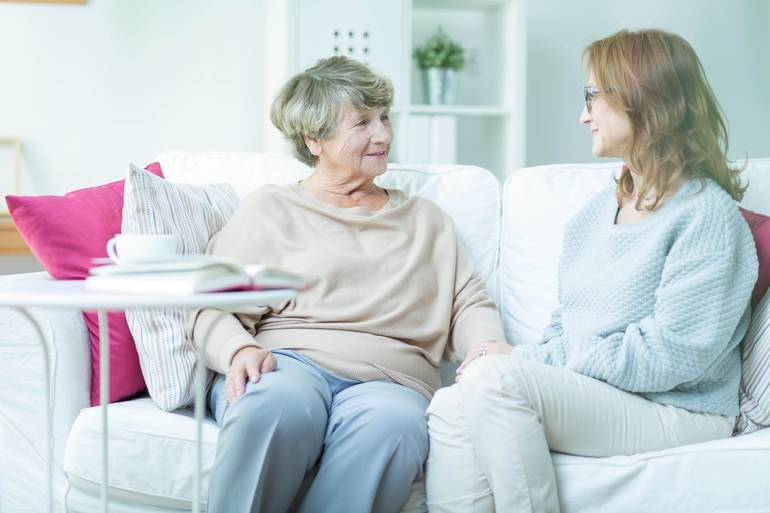 Caring for Elderly Parents: Can They Live Safely at Home?