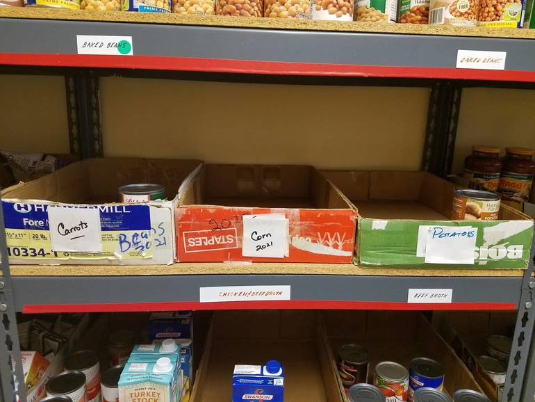 Partnering with Roxbury and Other Sites, Interfaith Food Pantry is Now a 'Network'