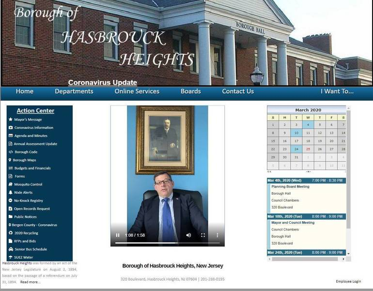 Capture 2020 HH boro webpage with Mayor video.JPG