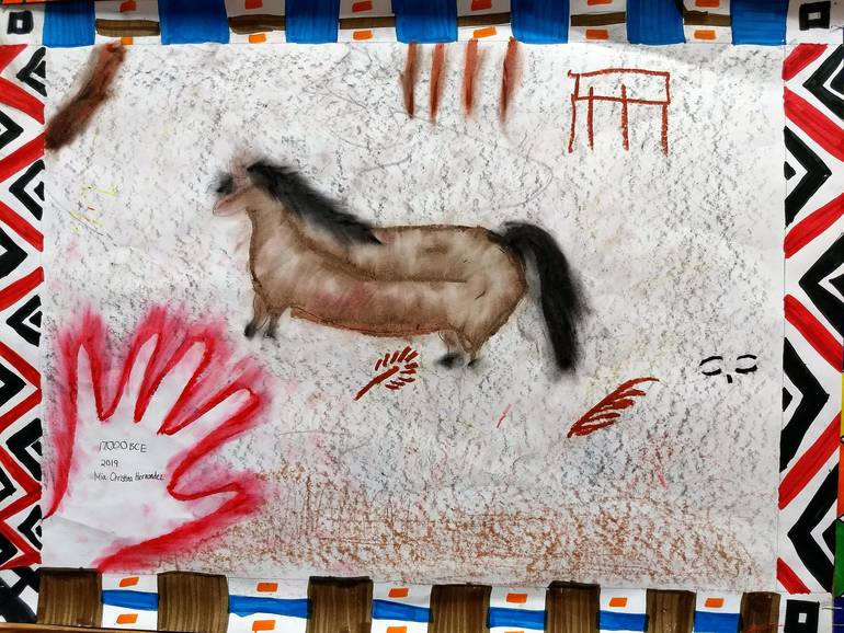 Cave Painting by MMS student Mia Christina Hernandez.jpg